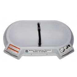 Koala Kare Baby Changing Station, Counter Top Surface Mounted