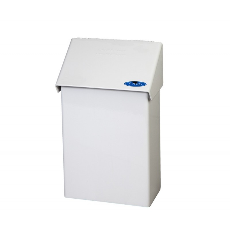 Washroom Products: Frost Napkin Disposal, Surface Mounted