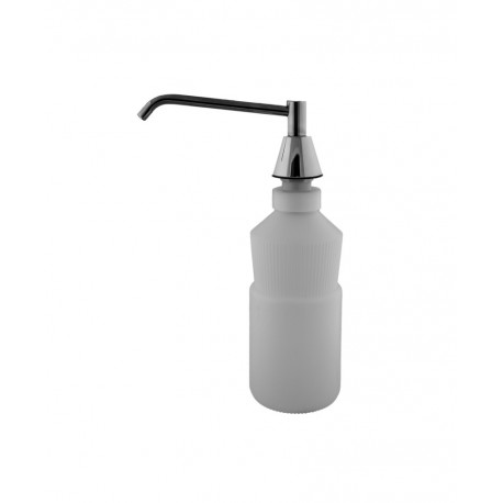 Bobrick Soap Dispenser, Vanity Mounted