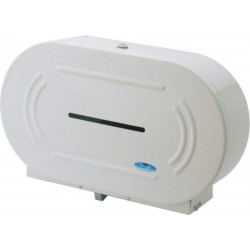 Frost Jumbo Toilet Tissue Dispenser, Two Rolls
