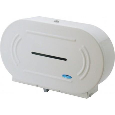 Frost Jumbo Toilet Tissue Dispenser, Two Rolls