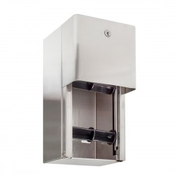 Bobrick Toilet Tissue Dispenser, Surface-Mounted