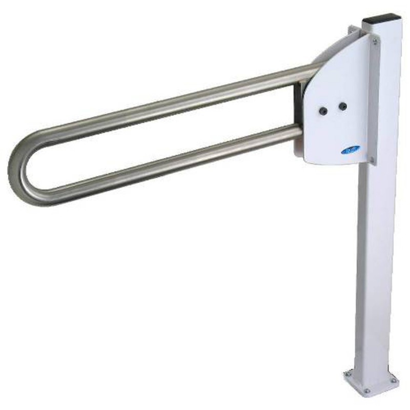 Frost Carrier Stand for Flip-Up Grab Bar - Canadian Washroom Products