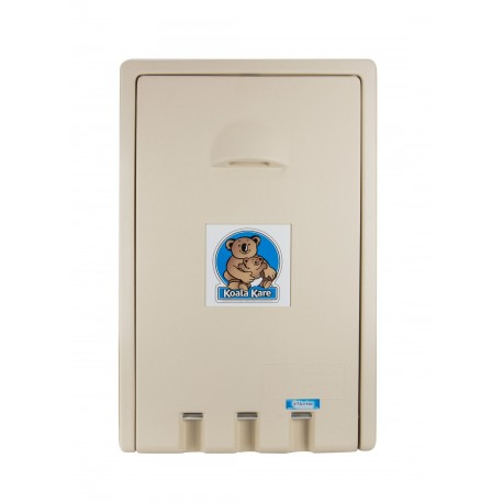 Koala Kare Baby Changing Station, Surface-Mounted