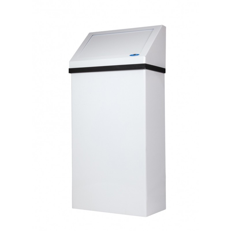 Washroom Products: Frost Waste Receptacle, Wall Mounted